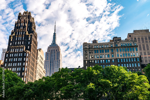 Stampe Cityscape of New York City