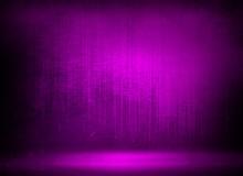 Grunge Purple Metal Plate Background