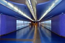 U-Bahn-Station Toledo In Neapel