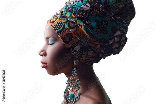 Fényképezés  African Beauty