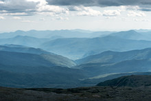 View From Mount Washington In ...