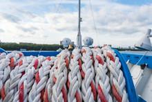 Mooring Rope Ship