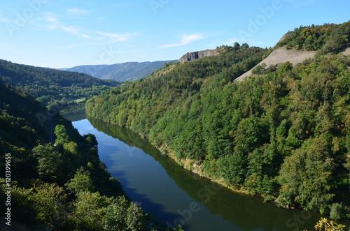Fotografía  Gorges de l'Allier - Auvergne