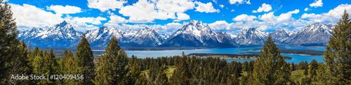 Photo Grand Teton