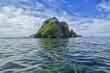 Leinwandbild Motiv Seascape with small island