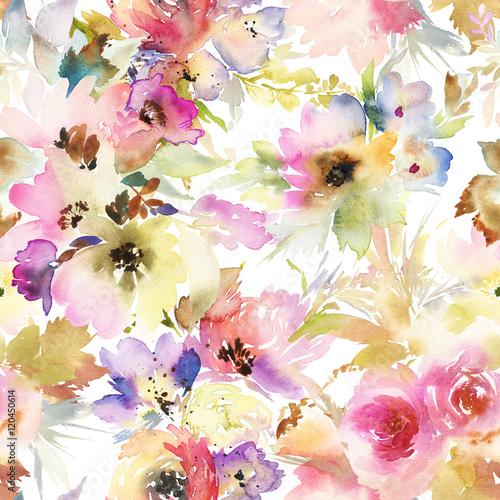 bezszwowy-wzor-z-kwiat-akwarela