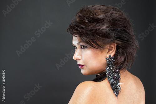 Красивый профиль женский фото — photo 3