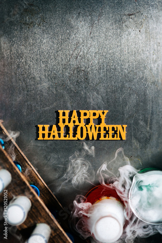 stock photo: mad scientist halloween