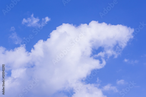 Foto op Plexiglas Hemel clouds with sky