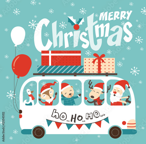 Ho Ho Ho Merry Christmas.Ho Ho Ho Merry Christmas Buy This Stock Vector And