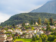 Pueblos de Interlaken Suiza a orillas del Thunersee OLYMPUS DIGITAL CAMERA