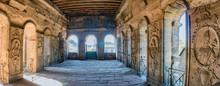 Porta Nigra Interior In Trier