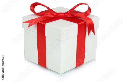 Foto Geschenk Schleife Weihnachtsgeschenk Geschenke Weihnachten Gebur