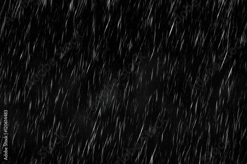 Fotografia Rain in the Dark