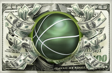 Basketball With Money