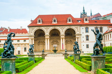 Wallenstein Palace And French ...