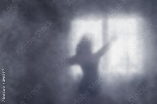 Fototapeta Tańcząca kobieta / Dancing woman obraz