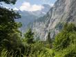 Paisaje alpino de Lauterbrunnen, Suiza OLYMPUS DIGITAL CAMERA