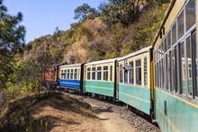 India, North-West India , The Kalka?Shimla Railway, The Himalaya Queen Toy Train