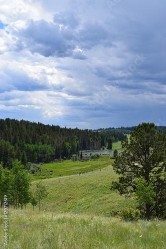 Photo  Colorado rolling hills