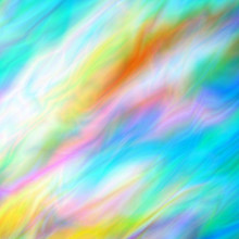 Holographic Abstract Vector Ba...