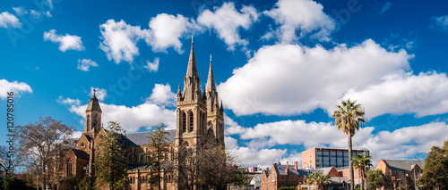 Photo St. Peter's Cathedral in Adelaide