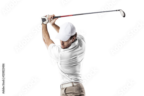 Poster Golf Golf Player