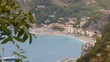 view of one of the famous cinque terre monterosso liguria italy