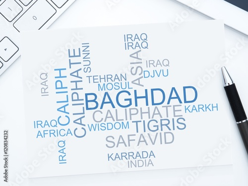 Valokuva  Baghdad
