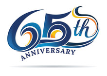 Anniversary Emblems 65 In Anni...