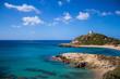 Torre de Chia bay Italy Sardinia