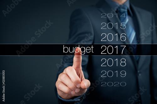 Fotografía  Budget for year 2017