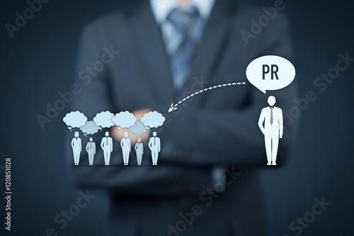 Fotografía  Public relations PR
