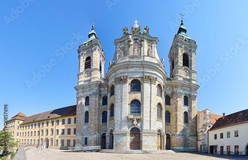 Fotografie, Obraz  Basilika St. Martin in Weingarten