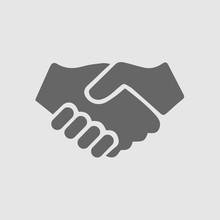 Partnership Vector. Handshake ...