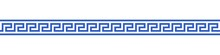 Bannière Méandres Grecs. (5)