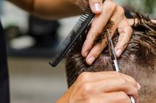 Men's Hair Cutting Scissors In...
