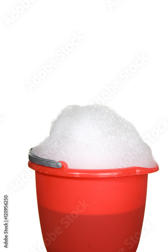 Fotografia, Obraz  Bucket of suds