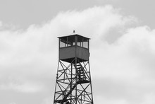 Fire Watch Tower At Tucker Hil...