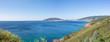 Playa de Fisterra (Finisterre) Provinz A Coruña Galicien Spanien