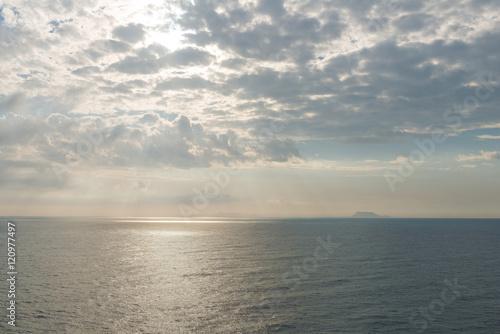Photo  Caribbean morning