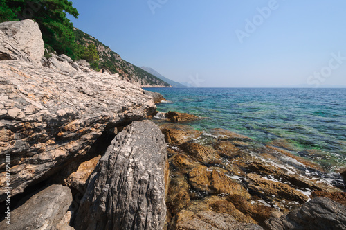 Fotografie, Obraz  Penisola Peljesac Croazia Uvala Podobuce