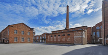 Former Cotton Factory In Pori, Finland