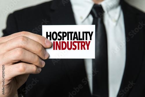 Fotografía  Hospitality Industry