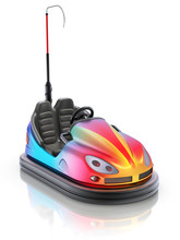 Colorful Electric Bumper Car O...