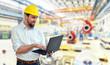 Ingenieur in der Fertigung im Maschinenbau // manufacturing engineering
