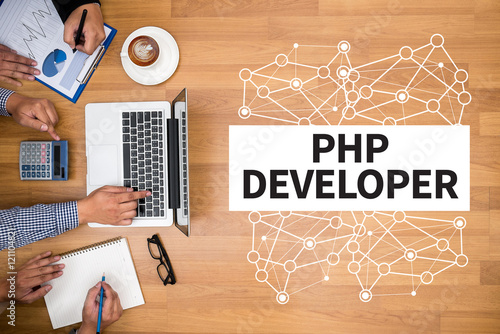 фотография  PHP DEVELOPER
