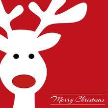 Rentier - Merry Christmas