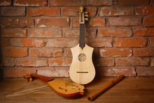 Renaissance Violin (rebec), Lu...