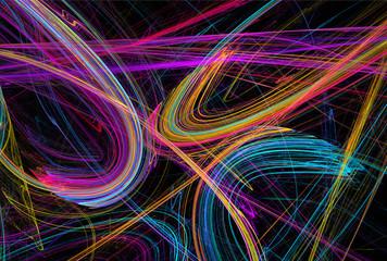 Panel Szklany Podświetlaneabstract background